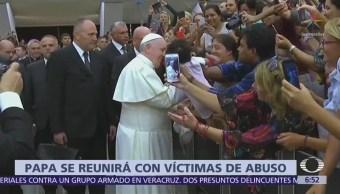 Papa Francisco se reunirá con víctimas de abusos del clero en Irlanda