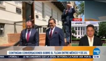 Conversaciones Bilaterales Tlcan Reanudarán Martes Ariel Moutsatsos