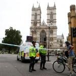 Atropello en Parlamento británico es acto terrorista