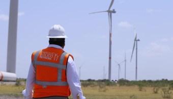 En Reynosa, el parque eólico más grande de América Latina