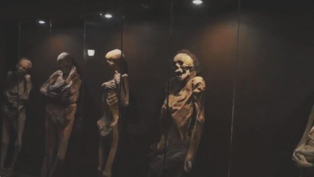 Paseo por el Museo de las Momias de Guanajuato