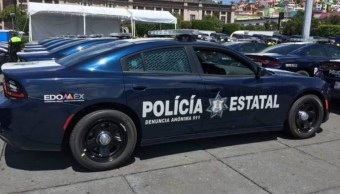 Policía mexiquense estrena patrullas con falta de ortografía