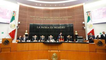 Comisión Permanente clausura última sesión de legislatura