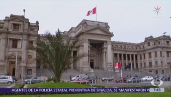 Perú: Crece escándalo del sistema judicial