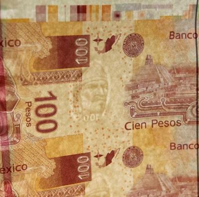 Peso mexicano pierde, dólar cotiza en 19.05