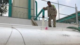 Suspenderán suministro de agua en Coyoacán e Iztapalapa