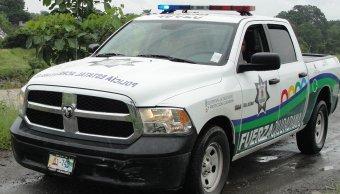 Detienen en Chiapas a 48 presuntos integrantes del CJNG