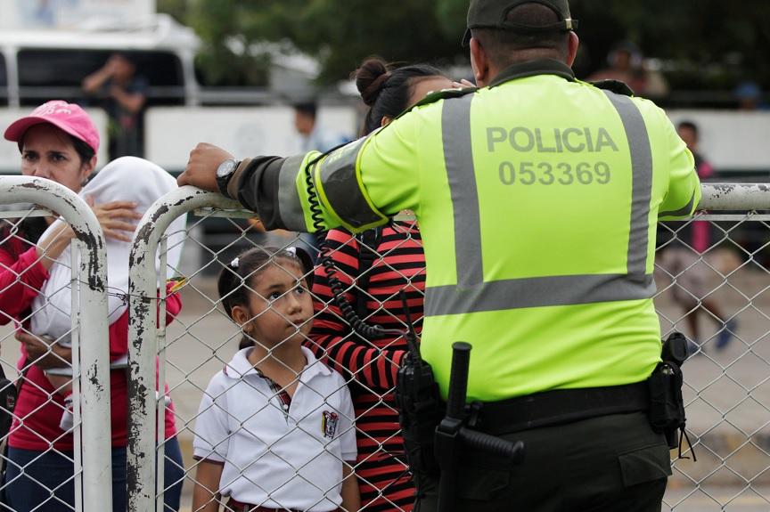 35 mil venezolanos realizan a diario el éxodo a Colombia