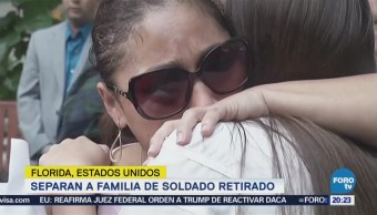 Política Migratoria Trump Separa Veterano Mexicano Familia