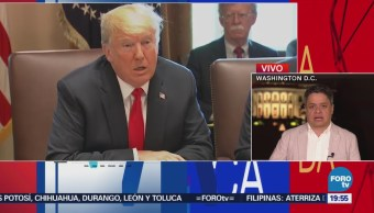 Prensa Estadounidense Reclama Acusaciones A Donald Trump Estados Unidos