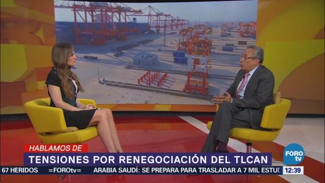 Preocupa a empresarios mala negociación del TLCAN