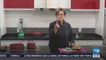 Prepare unas 'papas bravas' con aderezo de chipotle