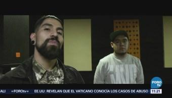 El Hip Hop Estilo Musical Compuesto Varias Formas Artísticas El Profanador Daniel Morfín