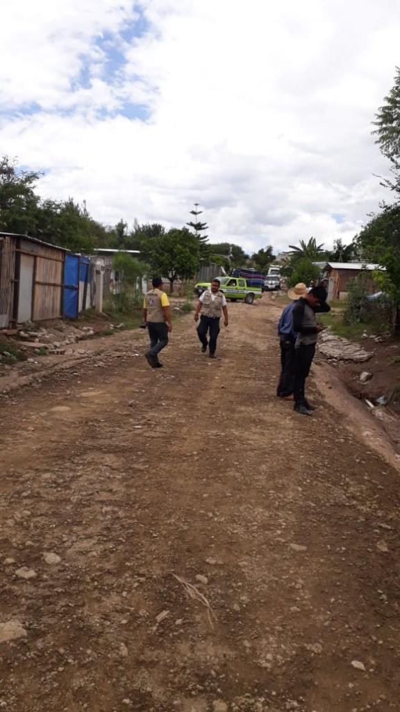 Protección Civil de Oaxaca continúa dando atención