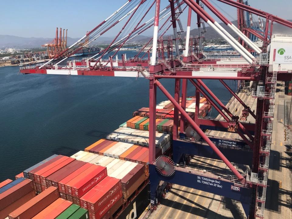 Puerto Manzanillo; inicia temporada alta de mercancías