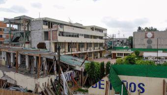 Colegio Rébsamen: PGJCDMX pospone remoción de escombros