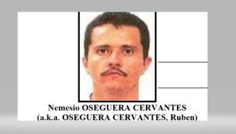 Recompensa por 'El Mencho' aumenta a 30 millones de pesos