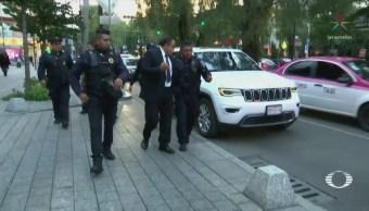 Refuerzan Seguridad Polanco Detención Betito CDMX