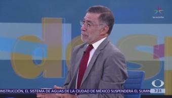 René Delgado: López Obrador se le cuestiona Inteligencia