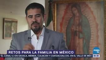 Retos de la familia en México