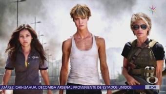 Revelan la primera imagen oficial de 'Terminator 6'