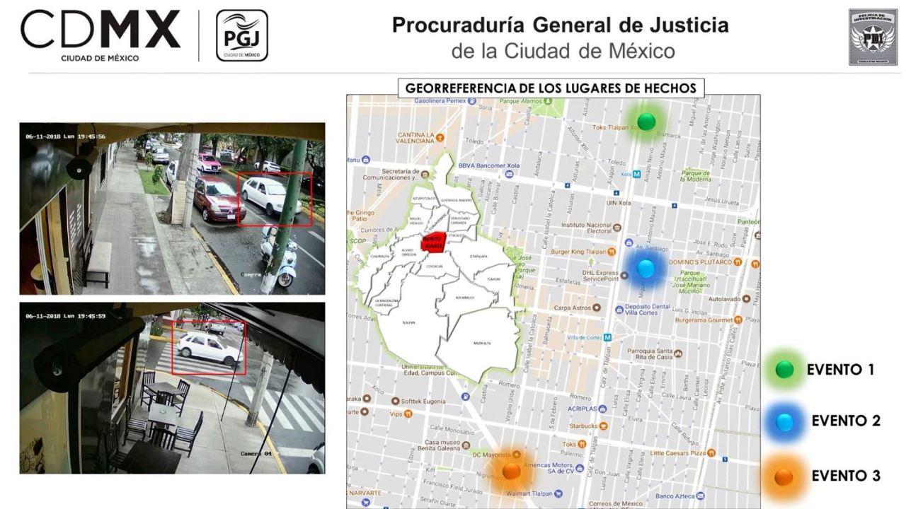 Robo en CDMX: detienen a asaltantes de restaurantes