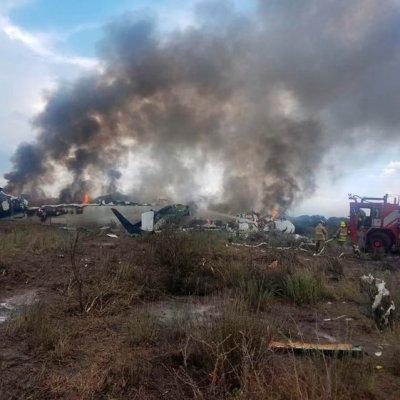 Testimonios de pasajeros permiten reconstruir accidente de avión de Aeroméxico en Durango
