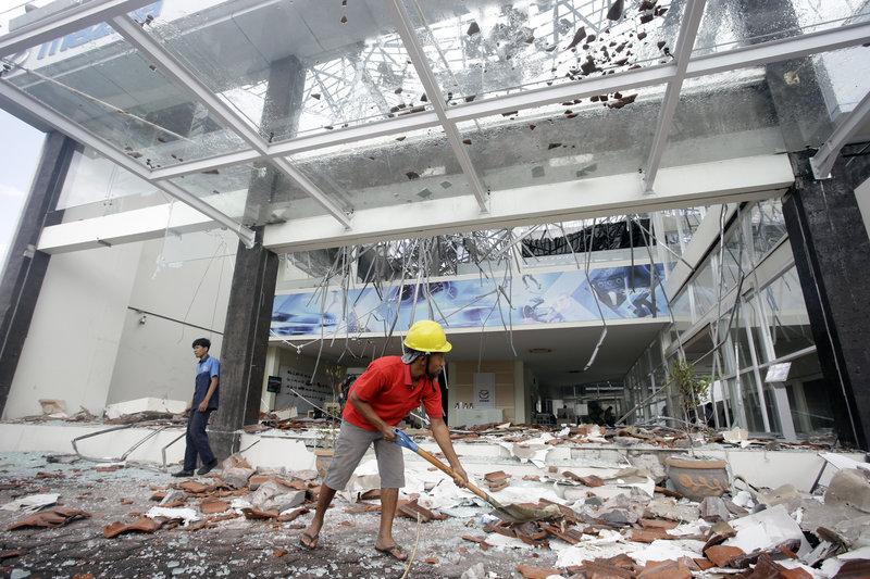indonesia eleva cifra muertos sismo 91