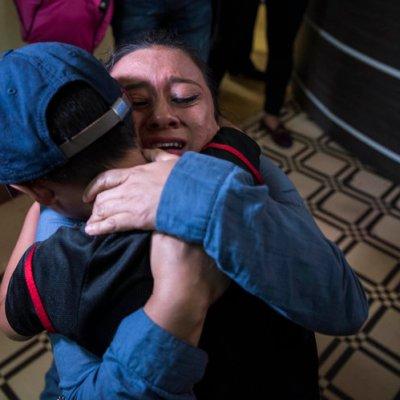 Niño migrante separado de su mamá en EU ya está en Guatemala