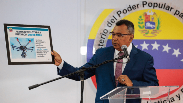 venezuela celula rebelde atentado nicolas maduro