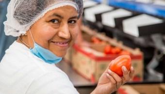 Exportación de alimentos en México es mayor que impotación
