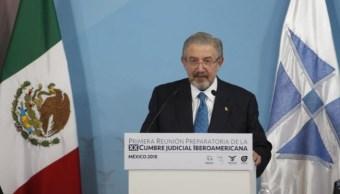SCJN reconoce a AMLO por respetar la autonomía judicial