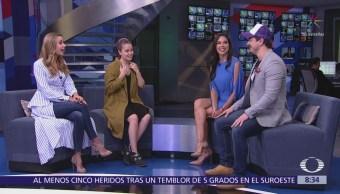 Se estrena la película 'Plan V' en México