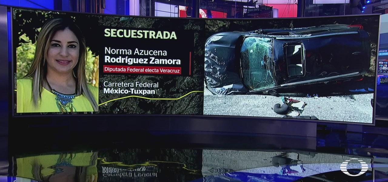 Secuestran a diputada electa de Veracruz, Azucena Rodríguez