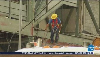 Segundo Día Trabajos De Remoción Escombros Colegio Rébsamén