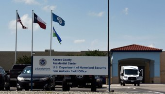 Separaciones forzadas familias migrantes centro Texas