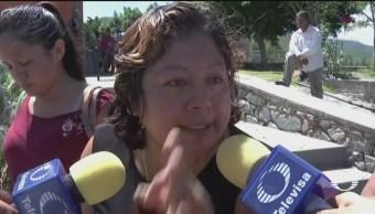 Sepultan Hombres Linchados Acatlán De Osorio, Puebla Viernes Fueron Sepultados