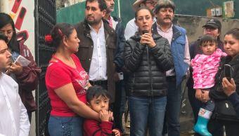 Claudia Sheinbaum retomará apoyos de renta para damnificados