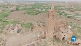 Sin Filtros: Belchite un pueblo fantasma