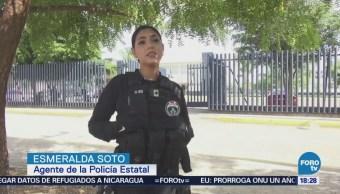 Sinaloa busca policías en la república