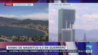 Sismo no provoca daños, afirma Protección Civil de Guerrero
