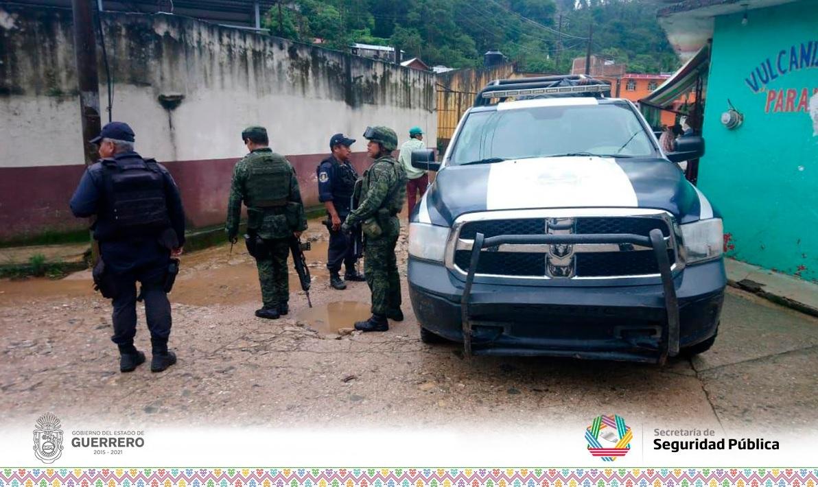 Cuerpos calcinados son mujeres desaparecidas Chilpancingo