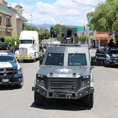 Investigan a 21 falsos policías en Tehuacán, Puebla