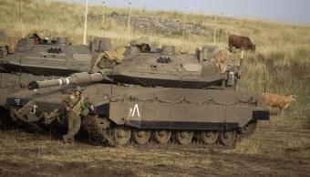 Israel desarrolla versión mejorada de tanque Merkava Mark IV
