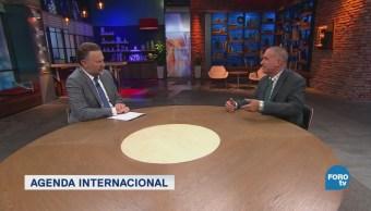 Actualización Agenda Internacional Noticias Mauricio Meschoulam