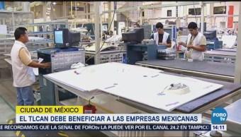 TLCAN debe beneficiar a empresas mexicanas: Concanaco