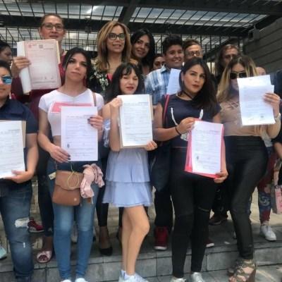 Registro Civil capitalino reasigna identidad a 12 transgéneros
