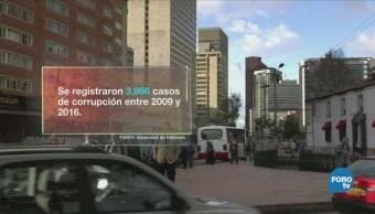 Triunfa consulta anticorrupción en Colombia