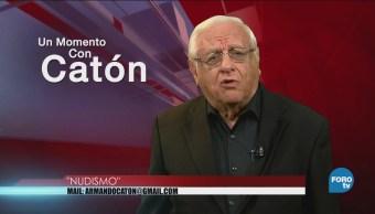 Un momento con Armando Fuentes Catón del 27 de agosto