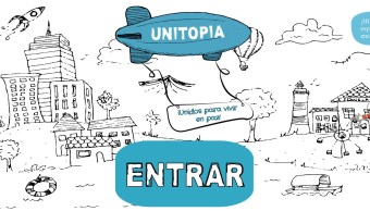 UNAM Unitopia, portal gratuito víctimas violencia infantil
